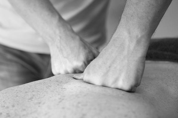 Wanneer niet masseren